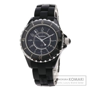 db3d9a87dc CHANEL シャネル H0681 J12 腕時計 セラミック/ラバー レディース 中古