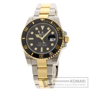 ROLEX ロレックス 116613LN サブマリーナ 腕時計  ステンレススチール SSxK18YG K18YG メンズ  中古 kyounokura
