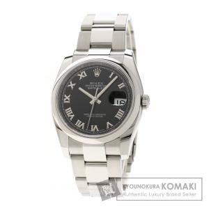 ROLEX  ロレックス 116200 デイトジャスト 未使用 腕時計  ステンレススチール SS メンズ  中古|kyounokura