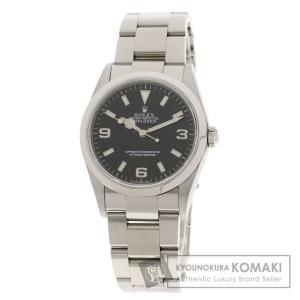 ROLEX ロレックス 114270 エクスプローラー  腕時計  ステンレススチール SS メンズ  中古 kyounokura
