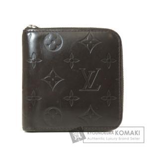 0e06f45dedf5 LOUIS VUITTON ルイヴィトン M66510 ポルトモネ ラウンドジップ 二つ折り財布(小銭入れあり)モノグラムマット メンズ 中古