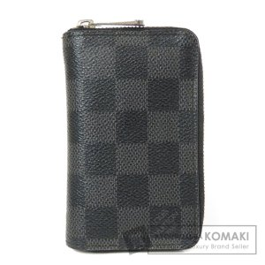LOUIS VUITTON ルイヴィトン N63076 ジッピーコインパース コインケース ダミエキ...