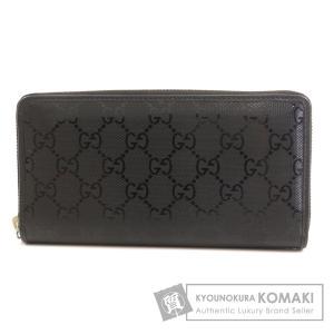 GUCCI グッチ 212110 インプリメ 長財布(小銭入れあり)PVC ユニセックス 中古