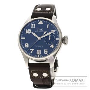 IWC アイダブリューシー IW500908 ビッグ パイロット ウォッチ プティプランス 腕時計 ...