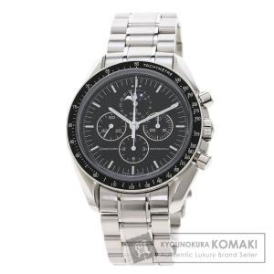 OMEGA オメガ 3576-50 スピードマスター プロフェッショナル ムーンフェイズ 腕時計  ...