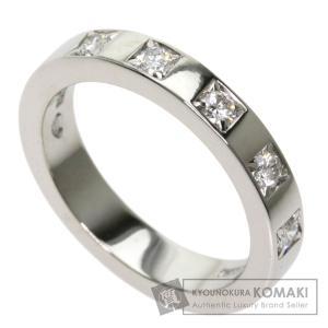 BVLGARI ブルガリ マリーミーリング 5P ダイヤモンド リング・指輪 プラチナPT950 レディース 中古|kyounokura