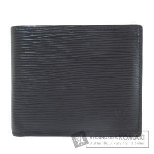 LOUIS VUITTON ルイヴィトン M62289 ポルトフォイユ・マルコNM エピ 二つ折り財布(小銭入れあり) エピレザー メンズ 中古 kyounokura