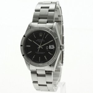 ROLEX ロレックス 15210 パーペチュアルデイト 腕時計 ステンレス メンズ  中古