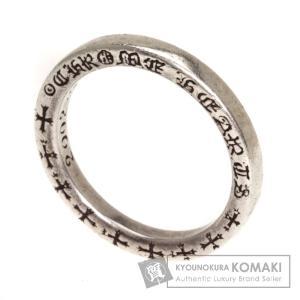 CHROME HEARTS クロムハーツ クロス リング・指輪 シルバー メンズ 中古|kyounokura