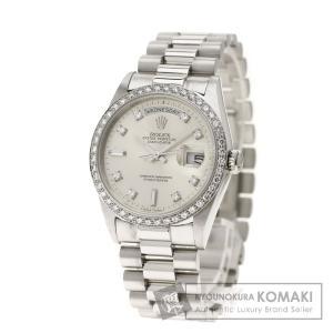 ROLEX ロレックス18346A デイデイト 腕時計 プラ...
