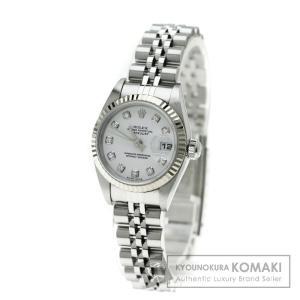 ROLEX ロレックス79174G デイトジャスト 腕時計 ...