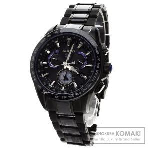 SEIKO セイコー8X53-0AT0-2/SBXB103 アストロン みちびきスペシャルエディション 腕時計 チタン/チタン/セラミック メンズ  中古
