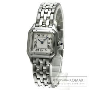 CARTIER カルティエ パンテールSM 腕時計 ステンレ...