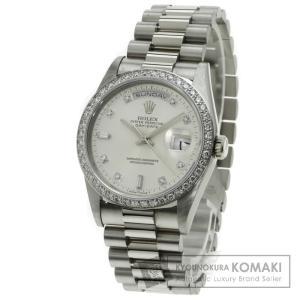 ROLEX ロレックス 18349A デイデイト 腕時計 K...