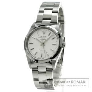 ROLEX ロレックス14000 エアキング 腕時計 ステン...
