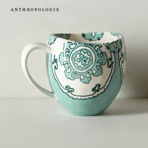 ANTHROPOLOGIE アンソロポロジー マグカップ G...