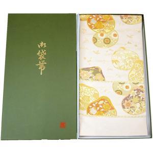 50%OFF セール 夏物 お仕立付 西陣織紗袋帯 fo-004(白 薄紫 フォーマル 訪問着 小紋 色無地)|kyouto-usagido