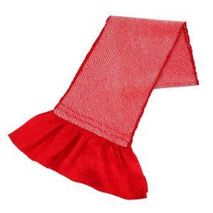 正絹総絞り帯揚げ 絹100% 098  送料無料 kyouto-usagido