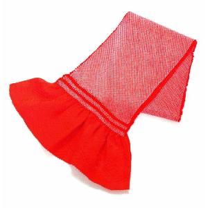 正絹総絞り帯揚げ 絹100% oa-194  送料無料 kyouto-usagido