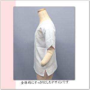 和装用下着 着物全般 婚礼用 浴衣用 小物  肌着 wk-059 汗取り 結婚式 夏冬両用 メール便対応  |kyouto-usagido|03