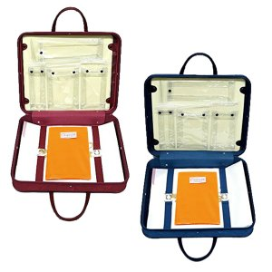 【お取りよせ】 バッグ  和装 着物 wk-256 着物かばん 横型  和装ケース 防水加工 日本製 kyouto-usagido