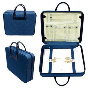 和装小物セット 23点セット 着物バッグ 足袋付き 必要なもの全て揃った 紐6本 初心者   振袖 着物全般 婚礼  wk-352  着付 小物セット 送料無料|kyouto-usagido|09