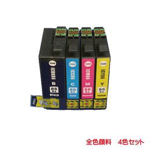 純正品型番ICBK86(ブラック)、ICC86(シアン)、ICM86(マゼンタ)、ICY86(イエロ...