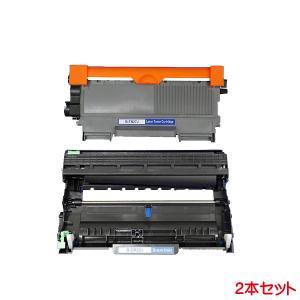 TN-28J 対応 リサイクルトナー DR-23J 対応 リサイクルドラム 各1本の2本セット|kyouwa-print