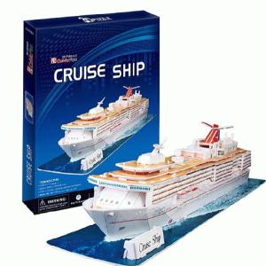 遊び&創意  3Dパズル 豪華客船|kyouzai-j
