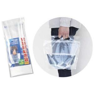 緊急用給水袋 3L(マチ付) kyouzai-j
