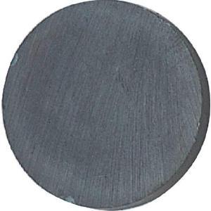 理科実験 磁力丸型フェライト磁石直径20mm(10個組)