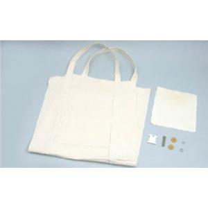 家庭科教材 基礎縫い スタディエコバッグ (半縫製済)|kyouzai-j