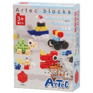 教材 知育玩具 遊び創意 ブロック ボックス112 ビビット(基本色)|kyouzai-j