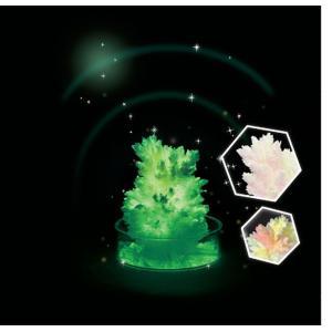 (理科・科学実験)光る!結晶づくり|kyouzai-j