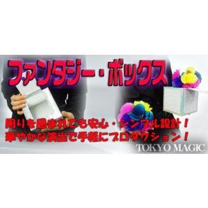 マジック 手品用品  ファンタジー・ボックス|kyouzai-j|04