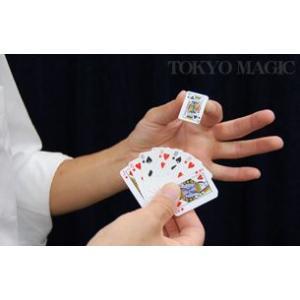マジック・手品用品  小さくなるカード 簡単手品 マジシャン 余興 忘年会 新年会 パーティー 宴会|kyouzai-j|04