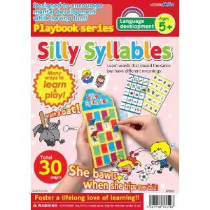 教材 幼児プレイブック英語版 ことばあそび|kyouzai-j