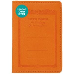 アピカ C.D.NOTEBOOK WEAR CDノートウェア 限定色オレンジ A7サイズ kyouzai-j