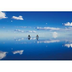 ジグソーパズル奇跡の湖ウユニ塩湖−ボリビアー(300ピース) ジグソーパズル300ピース|kyouzai-j