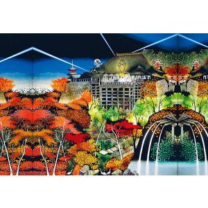 ジグソーパズル 藤城清治 光と影のシンフォニー 清水寺ー京都ー(300ピース) ジグソーパズル300ピース|kyouzai-j