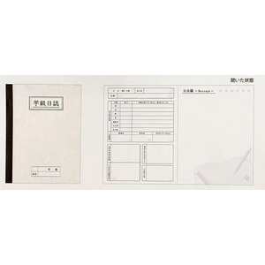 ARTHA CO.,LTD アルタおもしろ色紙 学級日誌色紙 AR0819071|kyouzai-j