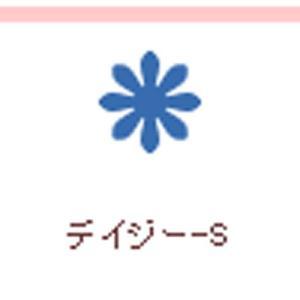 クラフトパンチ カーラクラフト スモールサイズクラフトパンチ(デイジーS)|kyouzai-j