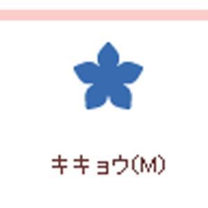 クラフトパンチ カーラクラフト スモールサイズクラフトパンチ(キキョウM)|kyouzai-j