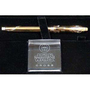CROSSクロス 限定 タウンゼント スター・ウォーズ リミテッドエディション C-3PO セレクチップローラーボールペン|kyouzai-j|11