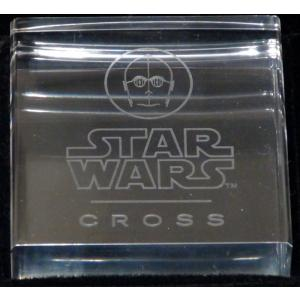 CROSSクロス 限定 タウンゼント スター・ウォーズ リミテッドエディション C-3PO セレクチップローラーボールペン|kyouzai-j|05