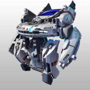 教材 ロボット工作キット スペースロボ7(セブン)|kyouzai-j