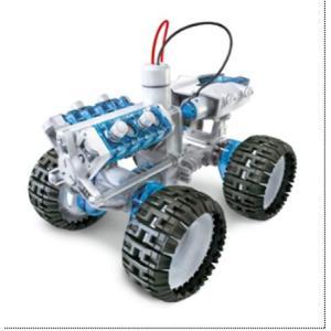 ロボット工作キット 4WD燃料電池カー kyouzai-j