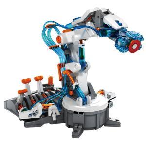 (教材 ロボット工作キット)水圧式ロボットアーム kyouzai-j