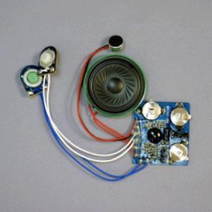 教材 基板完成済み実用ユニット 30秒ボイスレコーダー(組立済)|kyouzai-j
