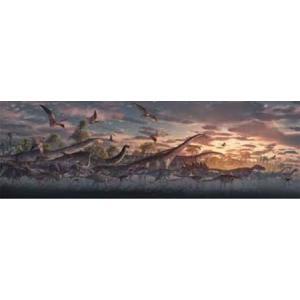 ジグソーパズル恐竜シリース<時を越えて>(1518ピース) ジグソーパズル(時を越えて))|kyouzai-j